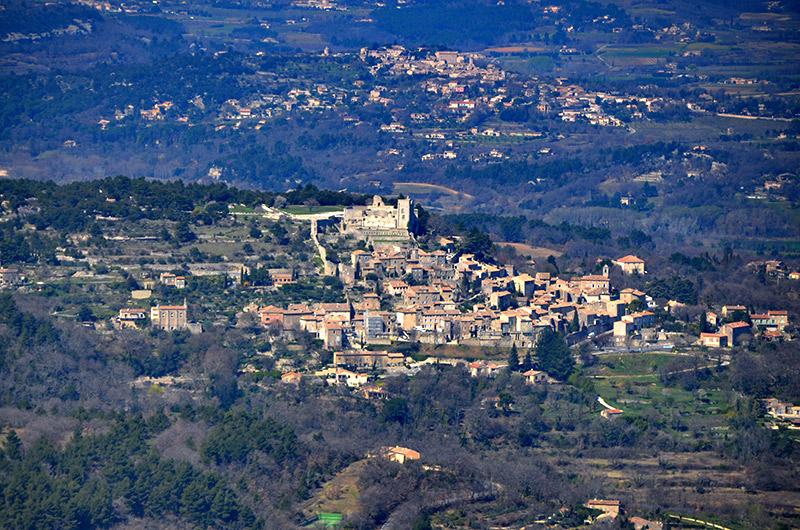 La foret des c dres sur la commune de bonnieux luberon vaucluse provence - Bonnieux office de tourisme ...