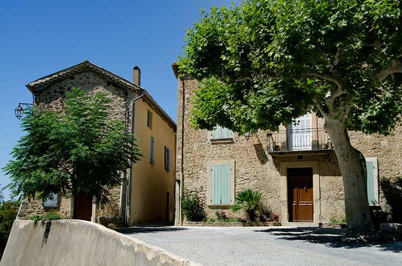 Puymeras village viticole du haut vaucluse - Office de tourisme de vaison la romaine ...