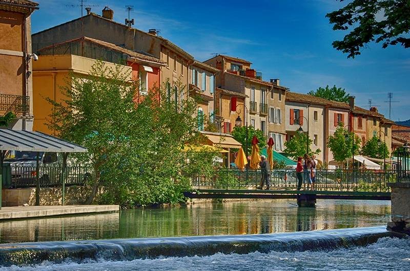 Le luberon ses villages ses sites historiques et - Office du tourisme l isle sur sorgue ...